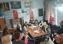 В Тбилиси прошел тренинг для российских специалистов по профилактике ВИЧ среди ЛУИН