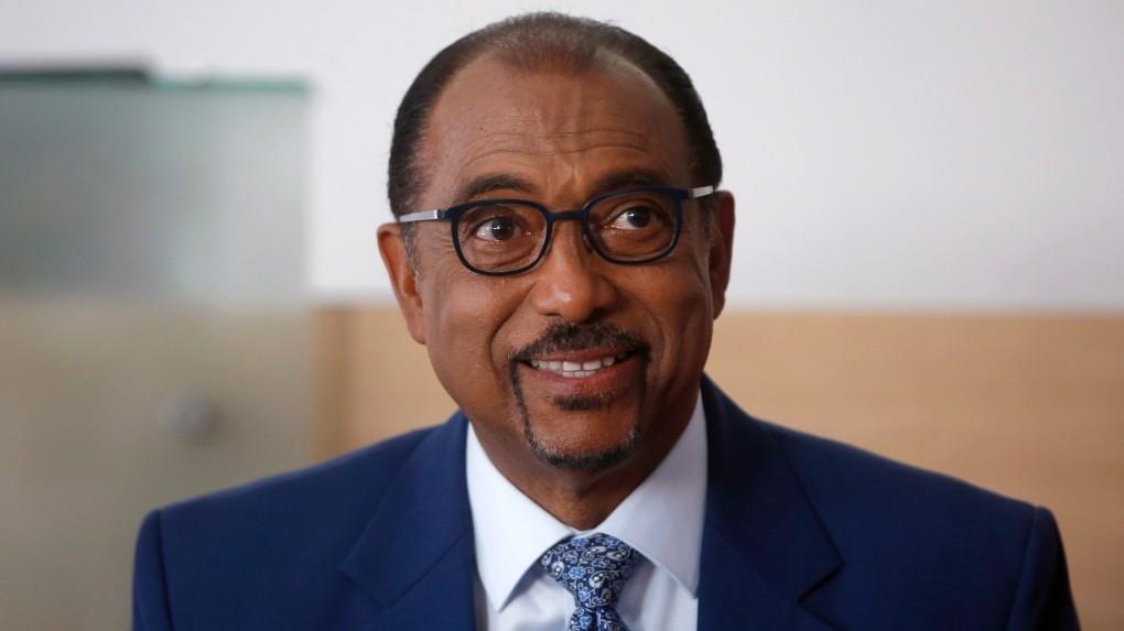 Мишель Сидибе Michel Sidibe