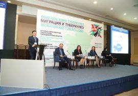 В Астане обсуждают контроль за туберкулезом в Центральной Азии