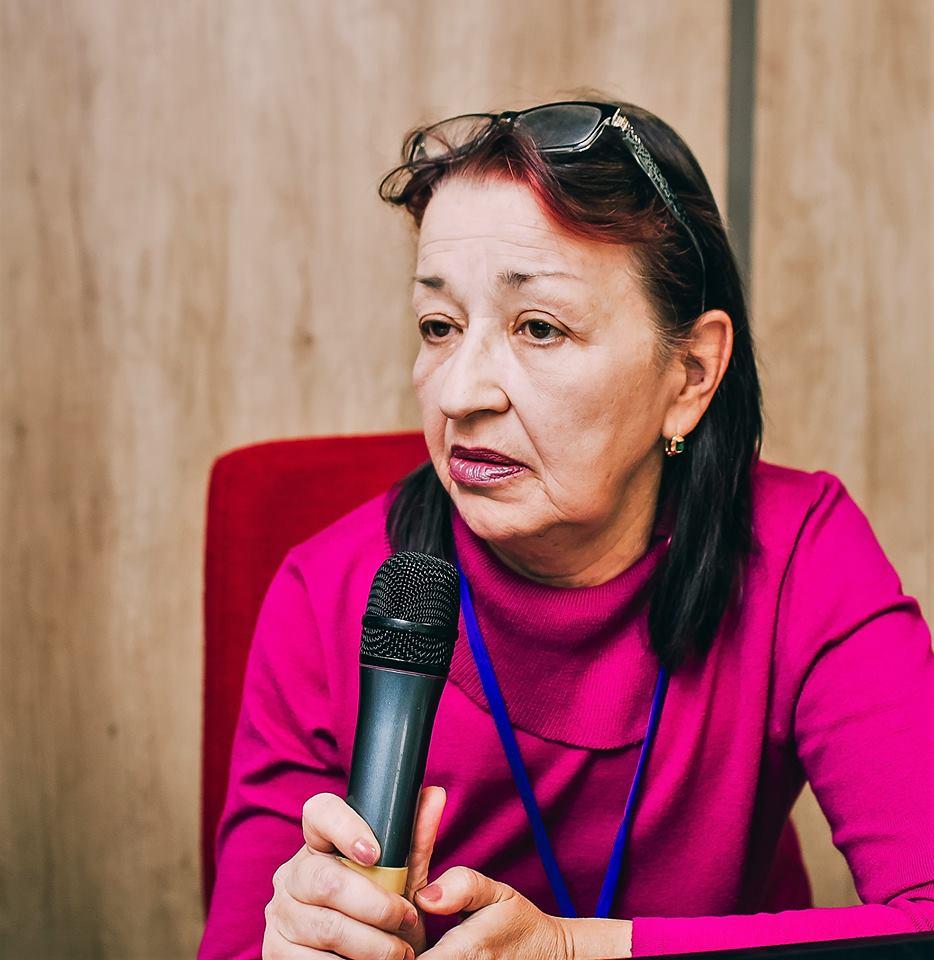 Людмила Унтура