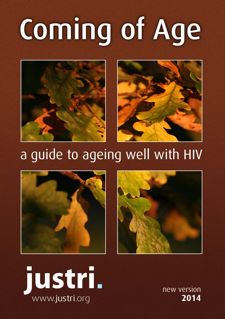 Coming of Age. A guide to ageing well with HIV