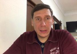 Максим Малышев о тестировании на ВИЧ. (Видео)