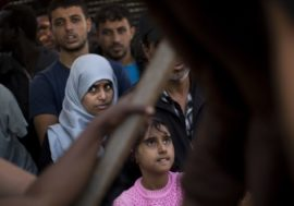ВОЗ: мигранты не влияют на эпидситуацию в Европе