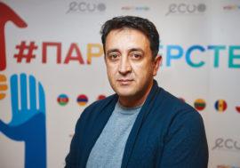 Нофал Шарифов: «Иногда даю соцработнику выходной и иду делать его работу»