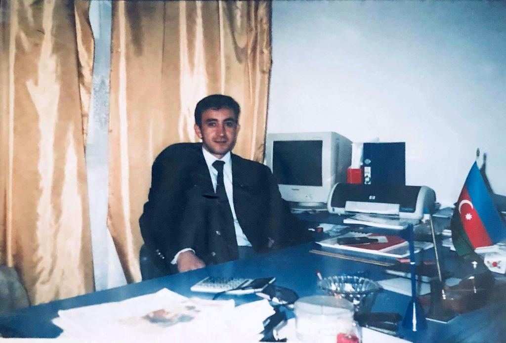 Нофал Шарифов. Архивное фото