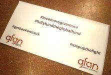 Love More Give More: Украина и ещё 45 стран поддержали Глобальный фонд