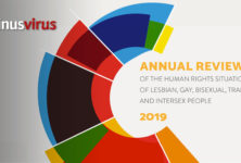 Annual Review of the Human Rights Situation of Lesbian, Gay, Bisexual, Trans and Intersex People 2019