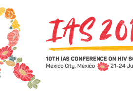 The IAS has announced the conference programme preview of the 10th IAS Conference on HIV Science