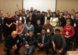 В Алматы прошел двухдневный семинар от ЕАСВ по развитию потенциала членов СКК