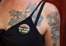 Конкурс на лучший проект поддержки секс-работников