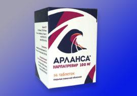 В РФ одобрили применение нарлапревира в безинтерфероновой схеме терапии гепатита С