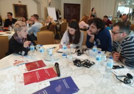 ActivEast разрабатывает информационные кампании против дискриминации и барьеров