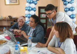 В Таджикистане провели хакатон в поддержку женщин, живущих с ВИЧ