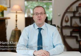 Ханс Клюге избран новым директором Европейского регионального бюро ВОЗ