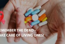 People living with HIV from EECA Call to the international society