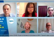 Практические рекомендации по трансформации устойчивого ответа на ВИЧ/ТБ/ВГС в контексте COVID-19